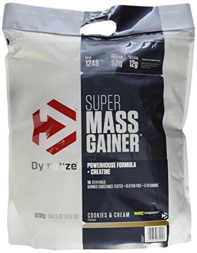 Dymatize Super Mass Gainer - 5.232 kg Cookies & Cream -