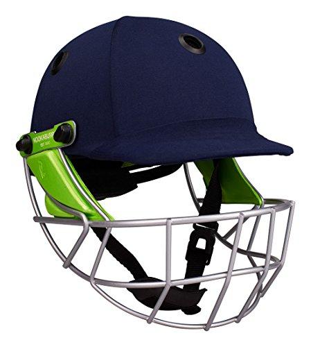 KOOKABURRA Cricket Helmet Pro 600 Navy Cloth Junior (M)