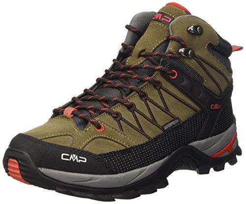 Herren Wanderstiefel Rigel amp; CMP Trekking Cactus F878 Gr眉n Herren CMP nqpwx6O