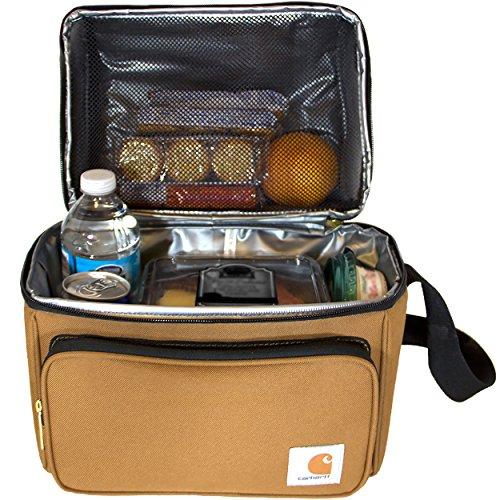 Carhartt Deluxe Dual Fach Isolierter Lunch Kühltasche,