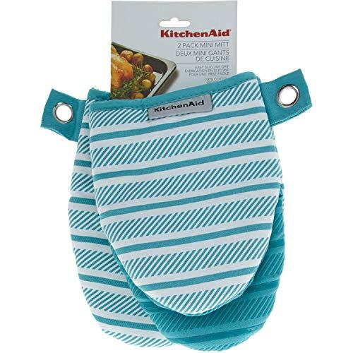 Kitchen Aid Aqua - Manopla para horno