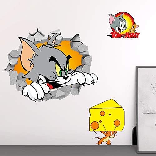 Adesivi Murali Looney Tunes.Tom S Stickers The Best Amazon Price In Savemoney Es