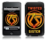 MusicSkins Twisted Sister - Logo for Apple iPod touch (2nd/3rd Generation)