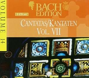 Bach Edition, Vol.14 - Sacred Cantatas