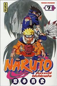Naruto Edition simple Tome 7