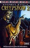 Creepshow 2 - Kleine Horrorgeschichten [VHS] - George A. Romero, David Ball, Dick Hart, Tom HurwitzLois Chiles, Dorothy Lamour, George Kennedy, Domenick John, Tom Savini