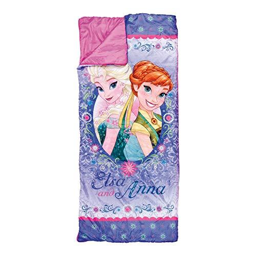 URBNLIVING Disney Frozen Anna Elsa - Saco Dormir Bolsa