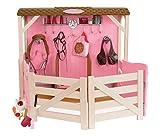Our Generation 44293 - Pferdestall für Pferde, rosa