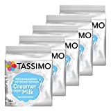 Tassimo Creamer from Milk. Especialidad Láctea. 16 cápsulas - [Pack de 5]