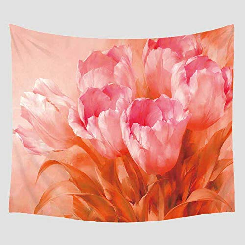 jtxqe Blumentapisserie Dekorieren Hängen Wandbehang Home Turtle Blanket Wand Hintergrundbild 150x170cm
