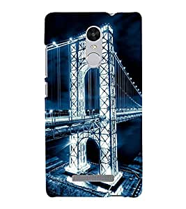 SHINY BRIDGE Designer Back Case Cover for Xiaomi Redmi Note 3