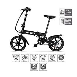 Momo Design K2 Bicicletta Elettrica Mountain Bike 26 Velocità