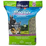 Vitakraft Timothy heno Premium Sweet Hierba Natural Saludable Alimentos nutritivos 56oz