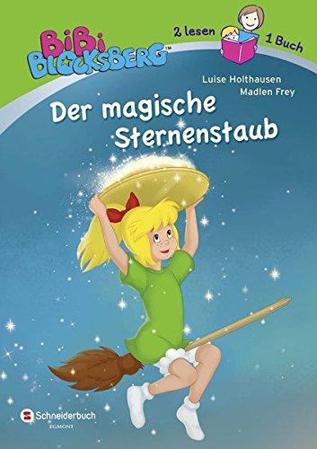 Bibi Blocksberg - Der magische Sternenstaub: Zwei lesen ein Buch