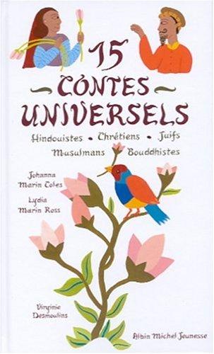 15 contes universels par Johanna Marin Coles