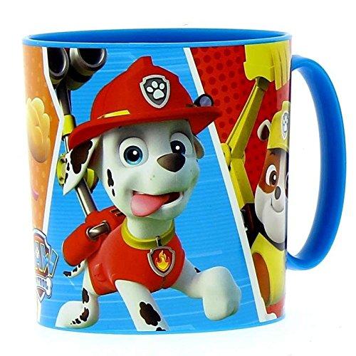 Paw-Patrol-La-Patrulla-Canina-Taza-plastico-micro-350-ml-Stor-82704