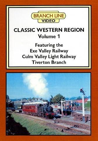 Classic Western Region Vol 1: Exe Valley, Culm Valley - DVD - Branch Line Video