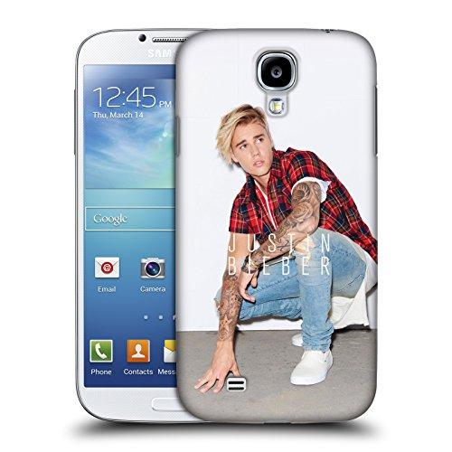 Offizielle Justin Bieber Fotokalender Purpose Ruckseite Hülle für Samsung Galaxy S4 I9500 (Justin Bieber Samsung Galaxy S4)