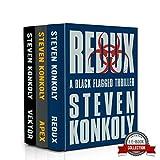 The Black Flagged Thriller Series Boxset: Books 2-4 (The Black Flagged Series) (English Edition)