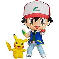 Pokémon - Satoshi / Ash & Pikachu [Nendoroid 800][Importación ...
