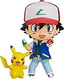 Pokémon - Satoshi / Ash & Pikachu [Nendoroid 800] [import Japon]