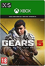 Gears of War 5 Game of the Year Edition | Xbox & Windows 10 - Codice down