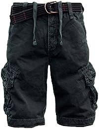 JET LAG Cargo Shorts Take off 3 in schwarz, oliv, charcoal, cement oder gold
