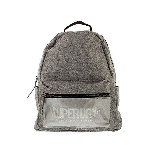 Block Out Midi Backpack - Grey Marl