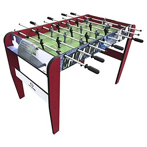 Hy-Pro 4Ft Football Soccer Fusball Table