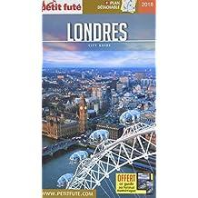 Guide Londres 2018 Petit Futé