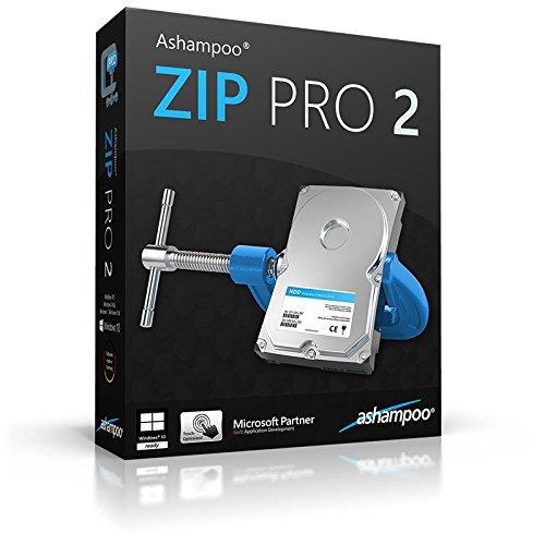 Ashampoo ZIP Pro 2 (Product Keycard ohne Datenträger)