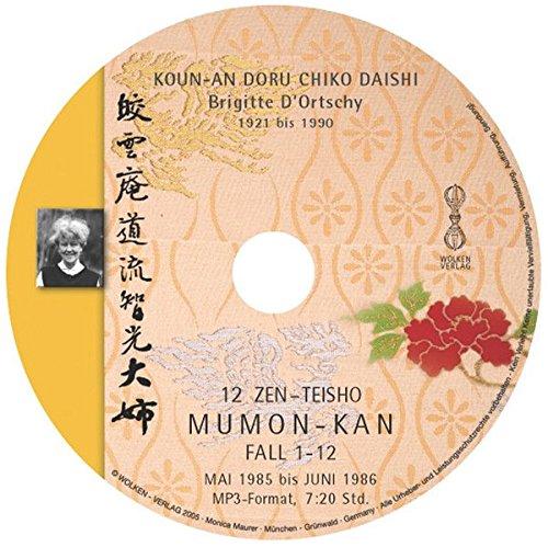 MUMON-KAN - 12-Zen-Teisho Fall 1-12 auf 1 MP3-CD: Die Torlose Schranke Zen-mp3-fall