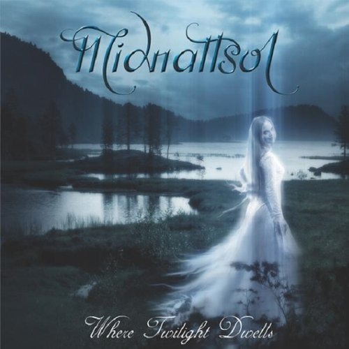 Where Twilight Dwells by Midnattsol (2005) Audio CD
