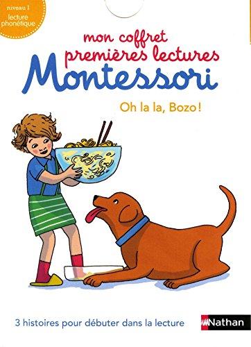 Mon coffret premières lectures Montessori : Oh la la, Bozo ! par Chantal Bouvÿ