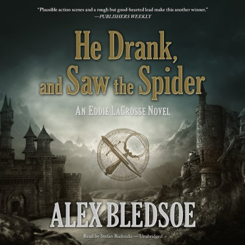 He Drank, and Saw the Spider  Audiolibri