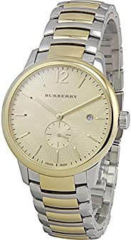 Burberry men's Stainless Steel Band W