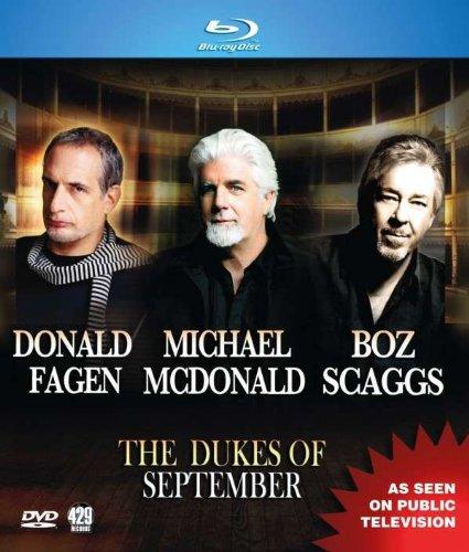 Bild von The Dukes of September - Live at Lincoln Center [Blu-ray]