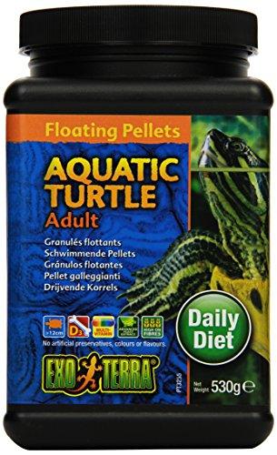 Exo Terra schwimmende Pellets für erwachsene Wasserschildkröte 530g -