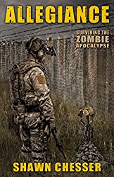 Allegiance (Surviving the Zombie Apocalypse Book 5)