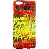 Omenex 682042 Housse silicone pour iPhone 6/6S Motif Drapeau Espagne