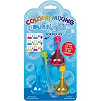 Colour Bubble Mixing Lab