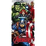 STAR Licensing 45659Strandtuch Avengers, Mikrofaser, mehrfarbig, 140x 70x 0.5cm