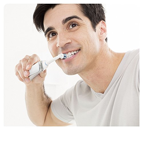 Oral-B Interspace Replacement Rechargeable Toothbrush Heads Powered by Braun - Pack of 2