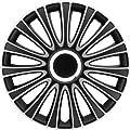AutoStyle LEMANS Radzierblende Lemans Schwarz/Silber - 4-er Set von AutoStyle - Reifen Onlineshop