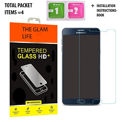 Best Curved Premium Tempered Glass Screen Protector for Samsung Galaxy Note 5 (Original)