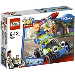LEGO Toy Story 7590 - Salviamo Woody e Buzz