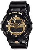 Best G Shock - Casio G-Shock Analog-Digital Gold Dial Men's Watch Review