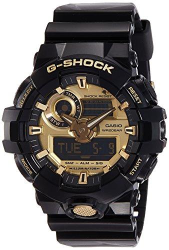 Casio GA-710GB-1ADR (G740) G-shock Analog-Digital Watch For Men