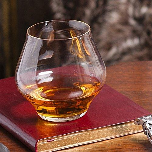 One Single Malt Curvaceous–Whiskey Tumbler–Ein ideal Geschenk für sie ein festliches Festliche Trinken–45cl Messungen