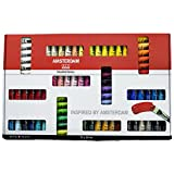 Amsterdam Acrylfarben Set | 72 x 20 ml | Acrylfarbe Acryl Farben